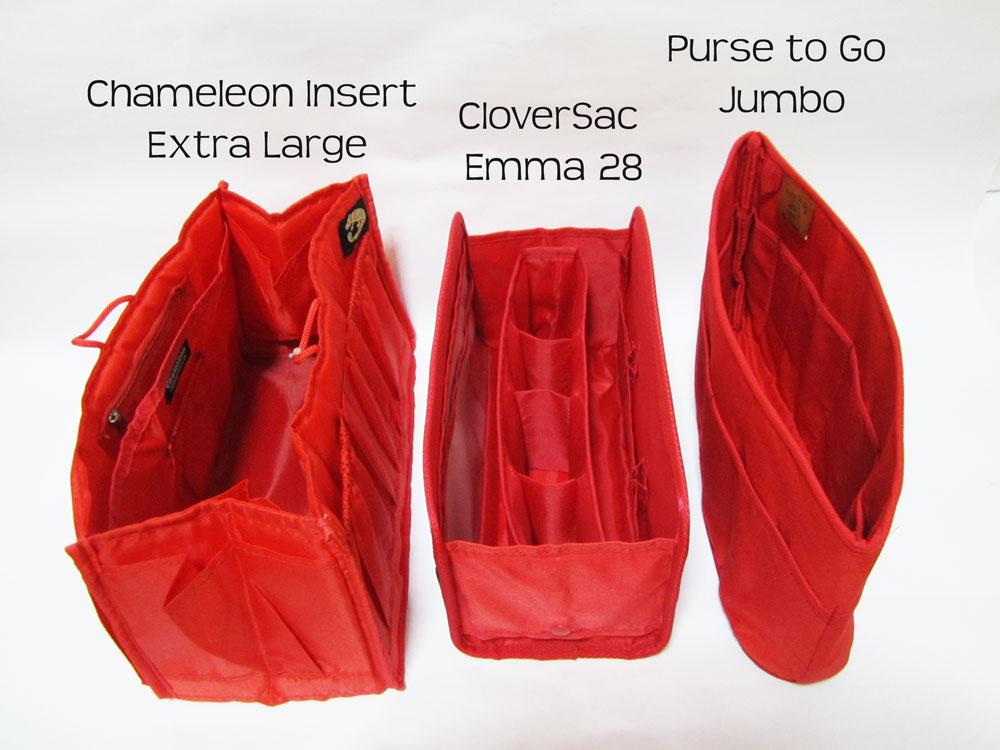 7d88ecdb7ce Best purse organizer for Louis Vuitton Speedy 30 | CloverSac