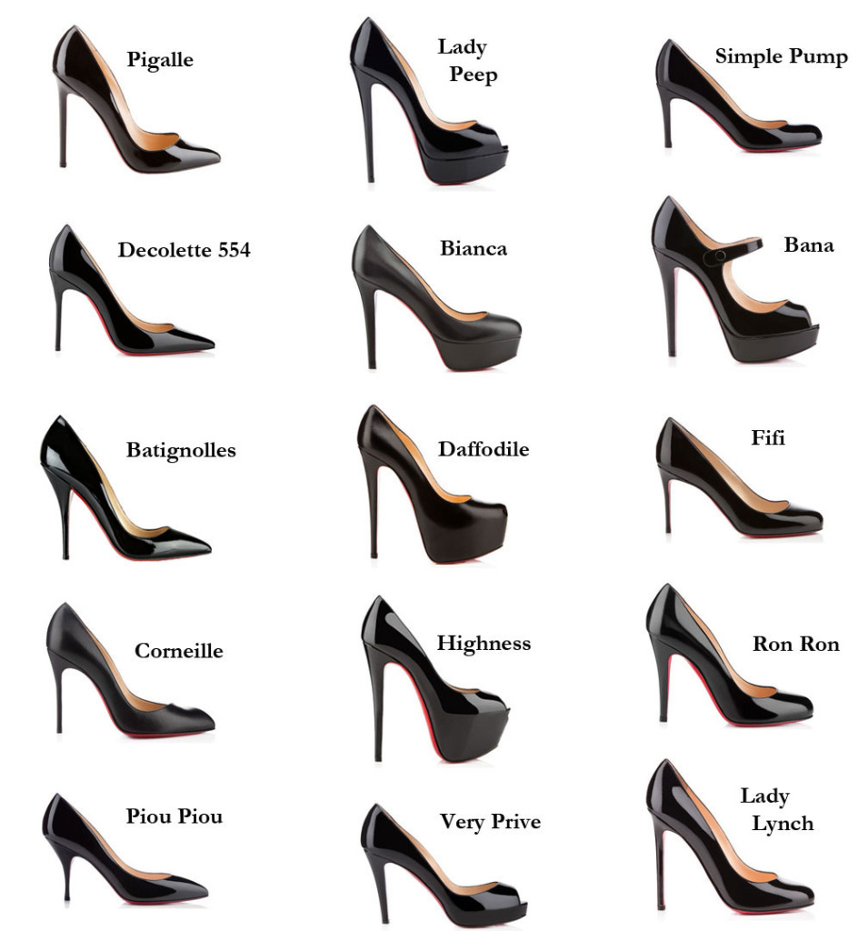 new product b39e2 ddd4a Christian Louboutin shoes prices | CloverSac