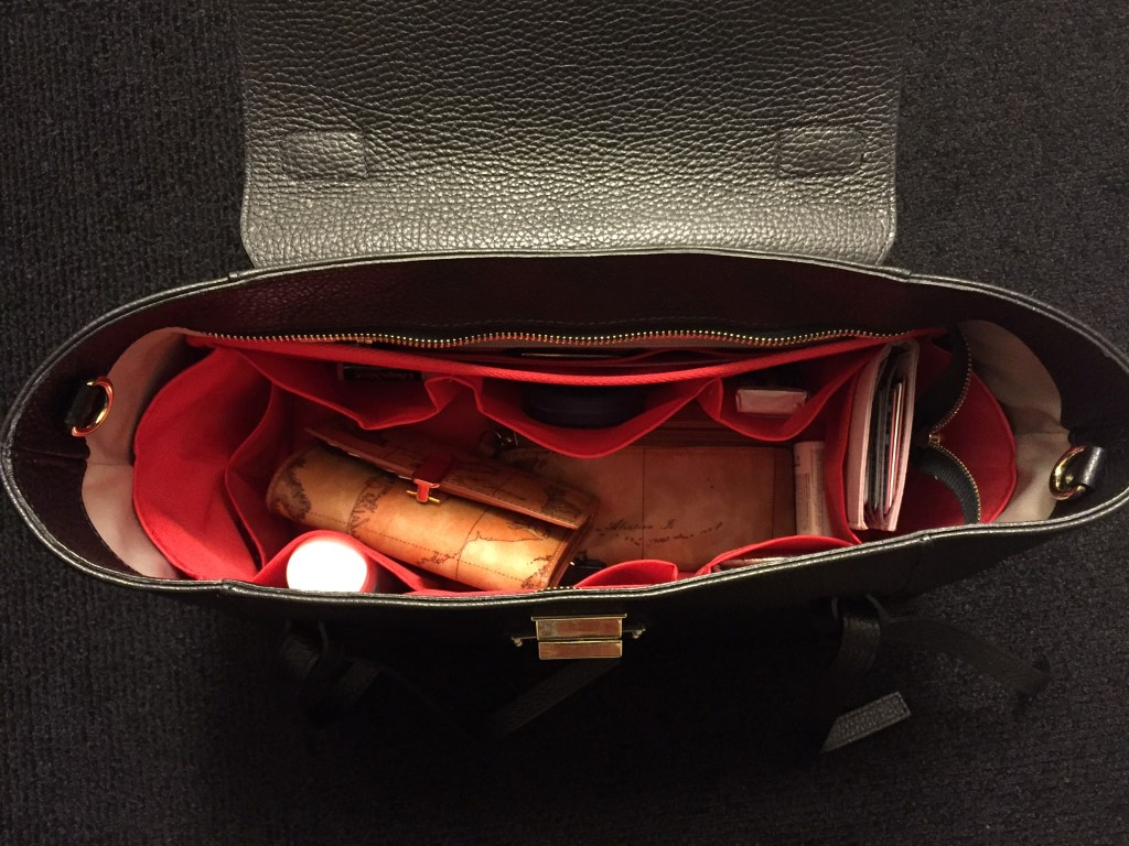 The Best Large Purse Organizer Insert for Tote Bag-2
