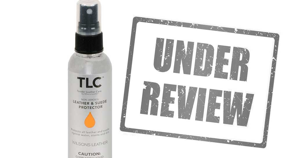 Wilsons Leather Amp Suede Protector Spray Review Cloversac