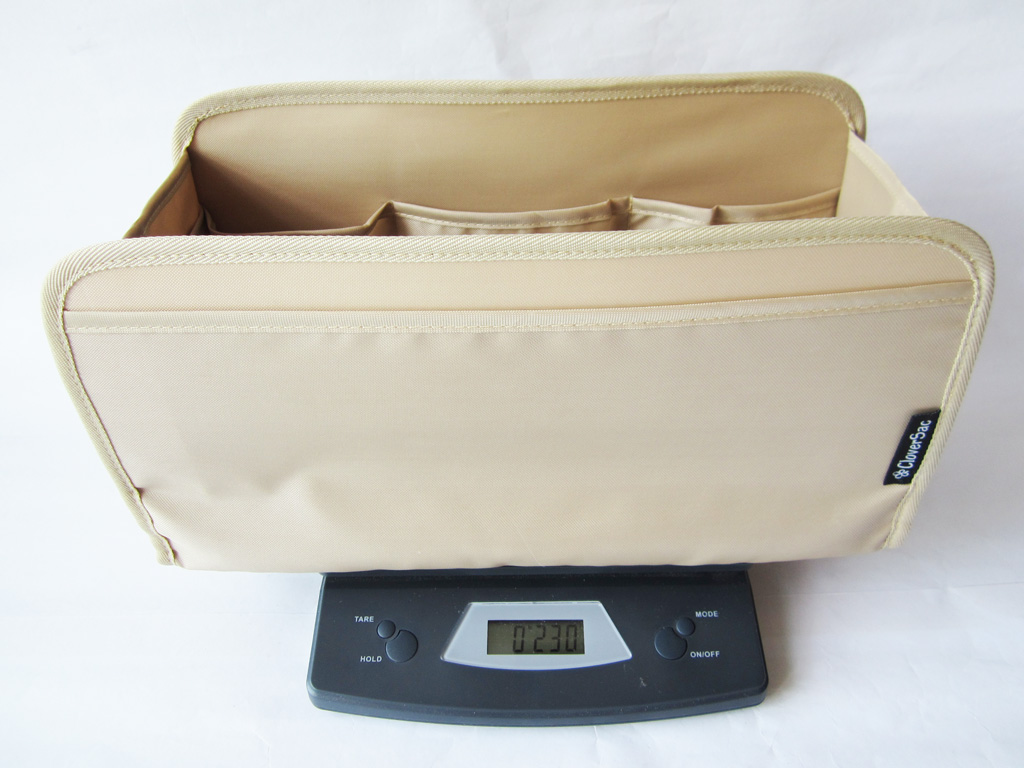 Extra-Large-Purse-Organizer-Insert-by-CloverSac-Grand-35-Weight-2