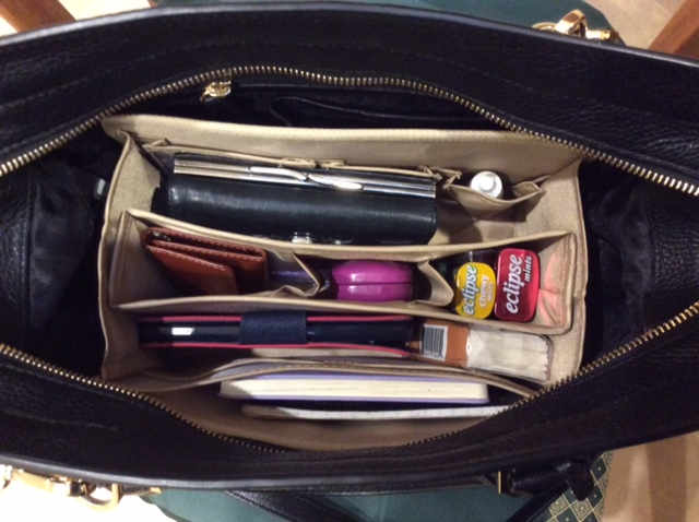 Purse Organizer Insert for Michael Kors Collins bag 2