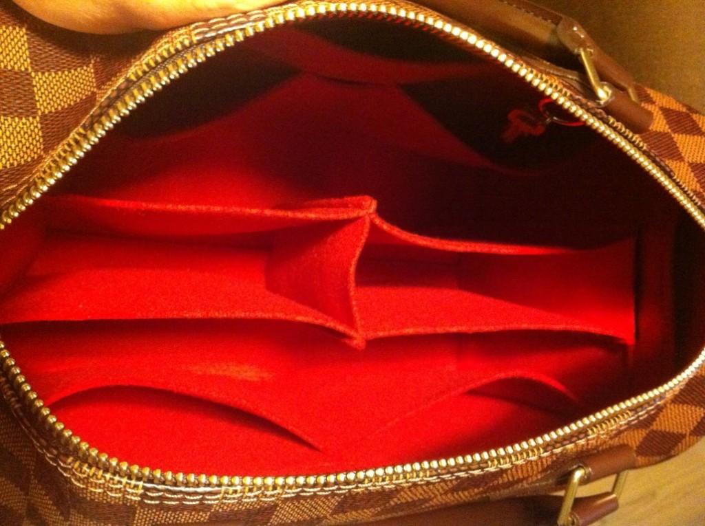 Samorga vs CloverSac purse organizer reviews-22