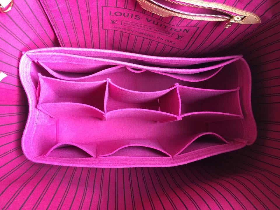 Samorga vs CloverSac purse organizer reviews-33