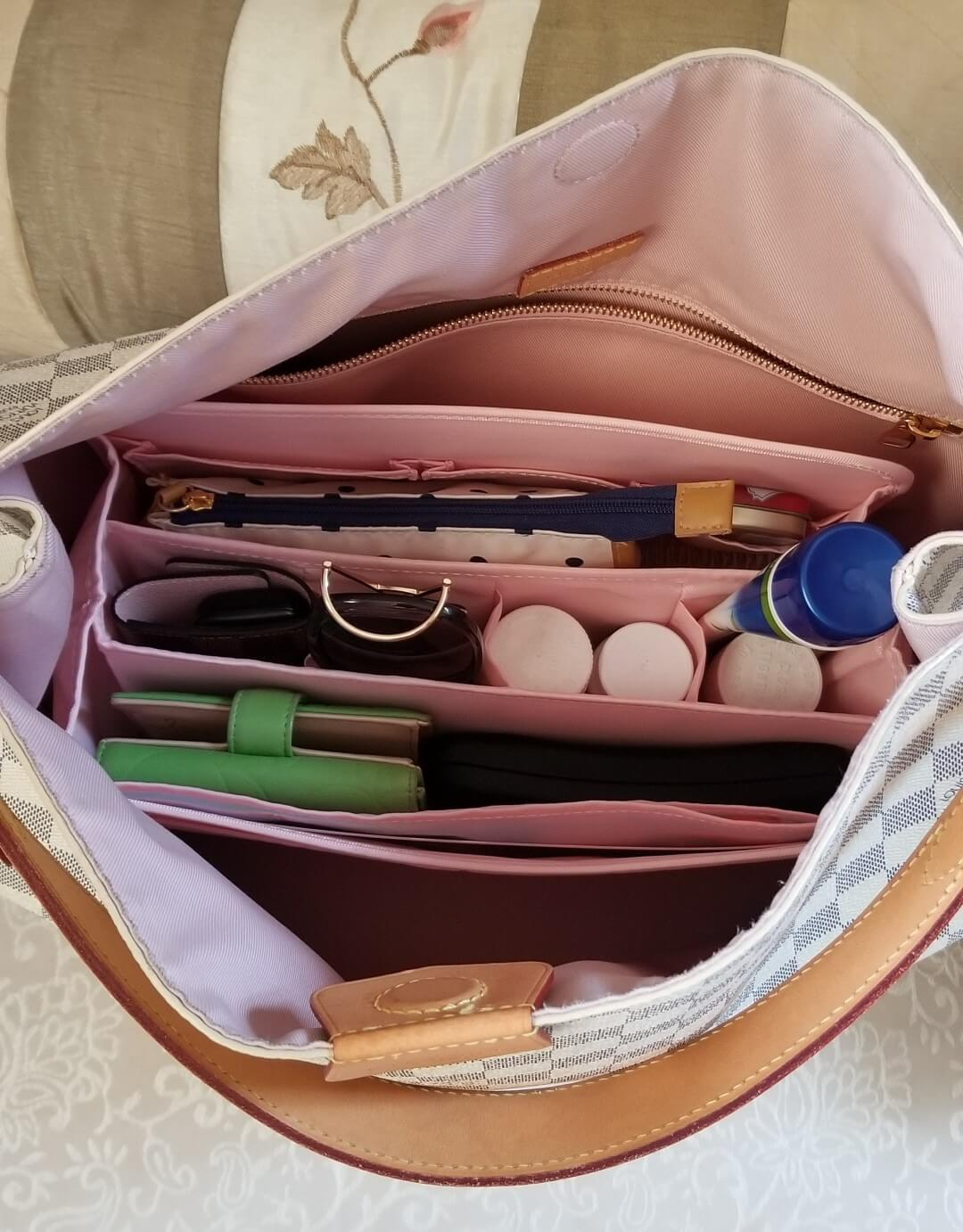 4e77549a6a6 Best Purse Organizer for Graceful PM and MM | CloverSac